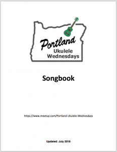 songbook cover